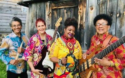 Sharon Katz & The Peace Train Women Band 2019