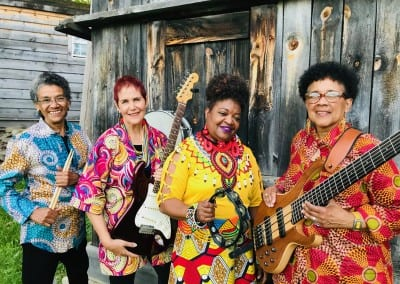 Sharon Katz & The Peace Train Women Band 2019